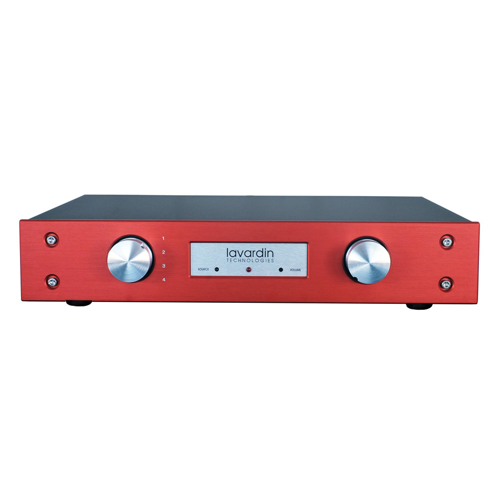 Lavardin ISx Reference stereo int. amp. MM, Remote